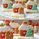 Фото 43: Новогоднее печенье