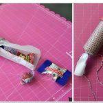 Фото 57: Хлопушка из бумаги со сладостями