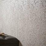 Фото 55: Текстурный керамогранит настенный