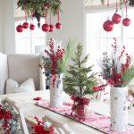 Фото 54: Украшение новогоднего праздничного стола