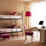 Фото 9: Железная детская двухэтажная кровать