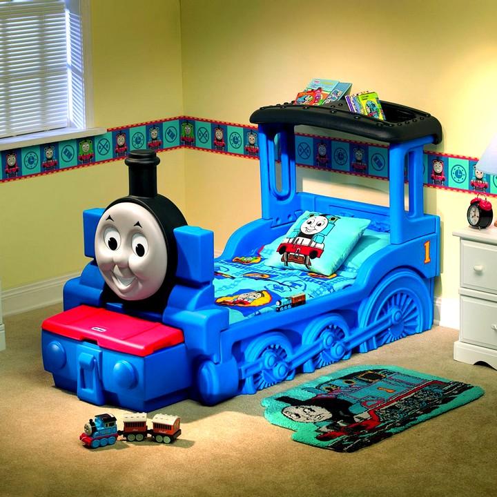детская кровать машинка