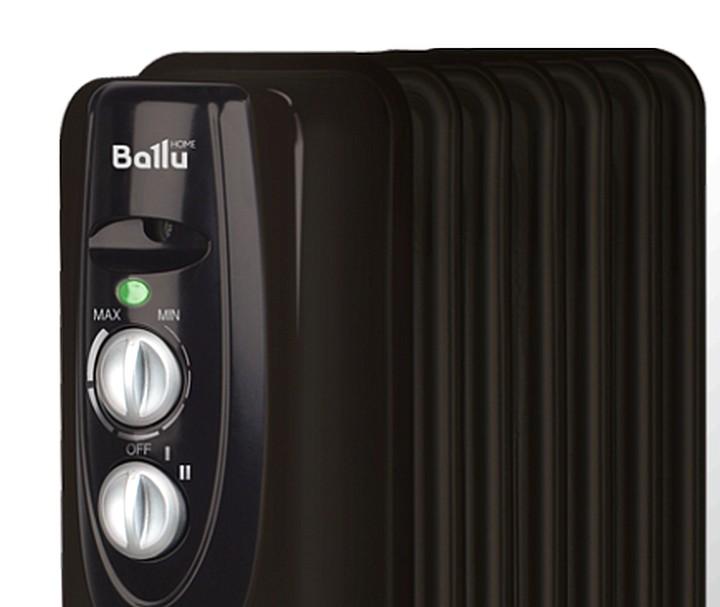 масляный радиатор ballu