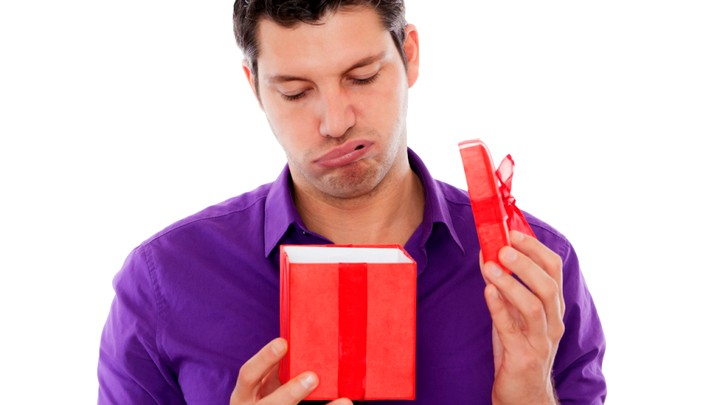 подарки которые нельзя дарить