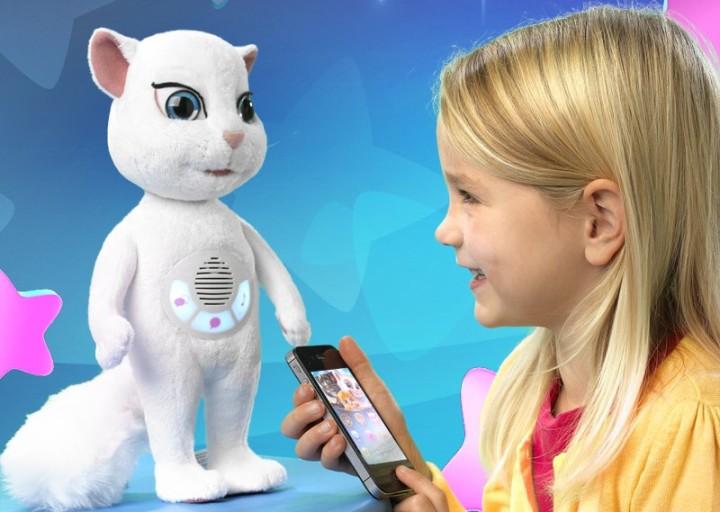 Интерактивные детские развивающие игрушки