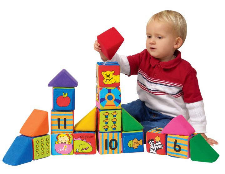Кубики - идеальная игрушка для любого возраста