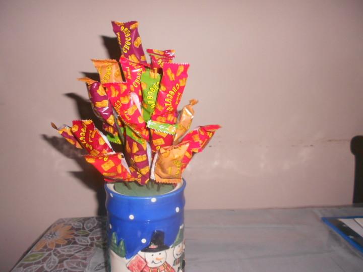 Оригинальный подарок для сладкоежек