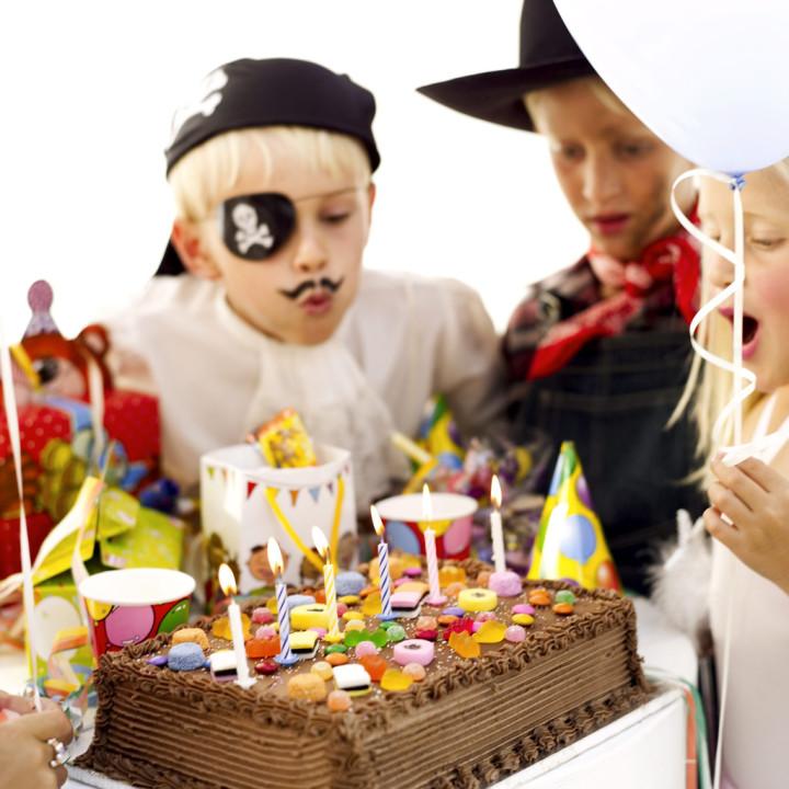 Тематический детский праздник на день рождения
