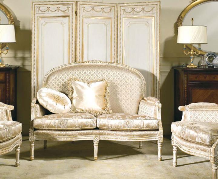 Классический стиль диванов