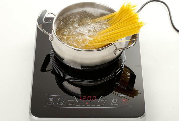 Переносная индукционная плита