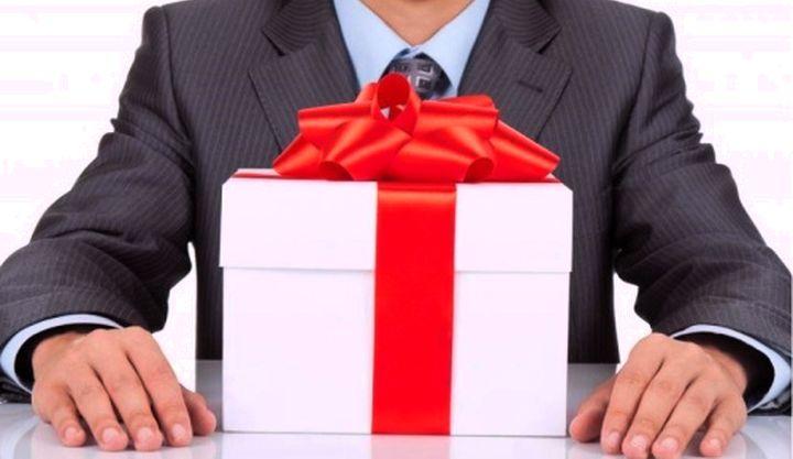 Подбор подарков для сослуживцев