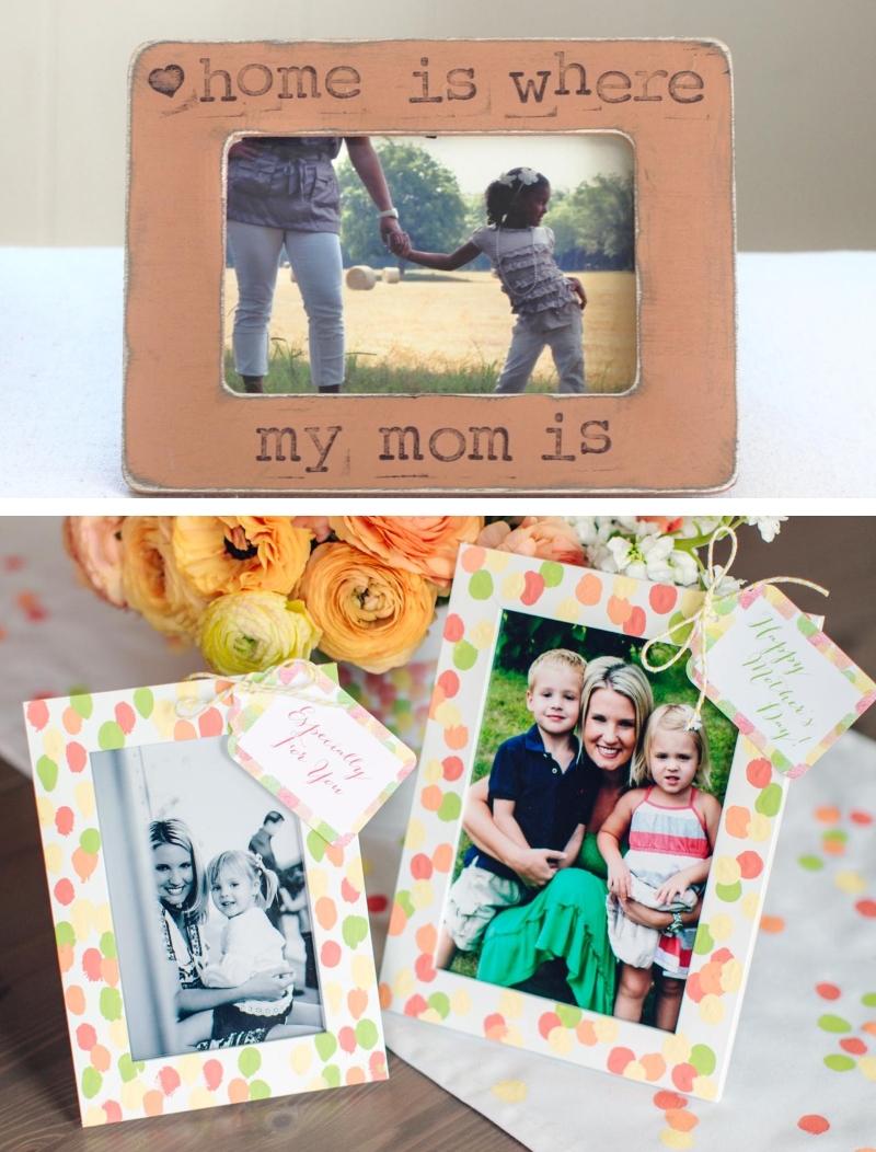 Рамочки для мамы своими руками