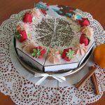 Фото 95: Декор бумажного торта