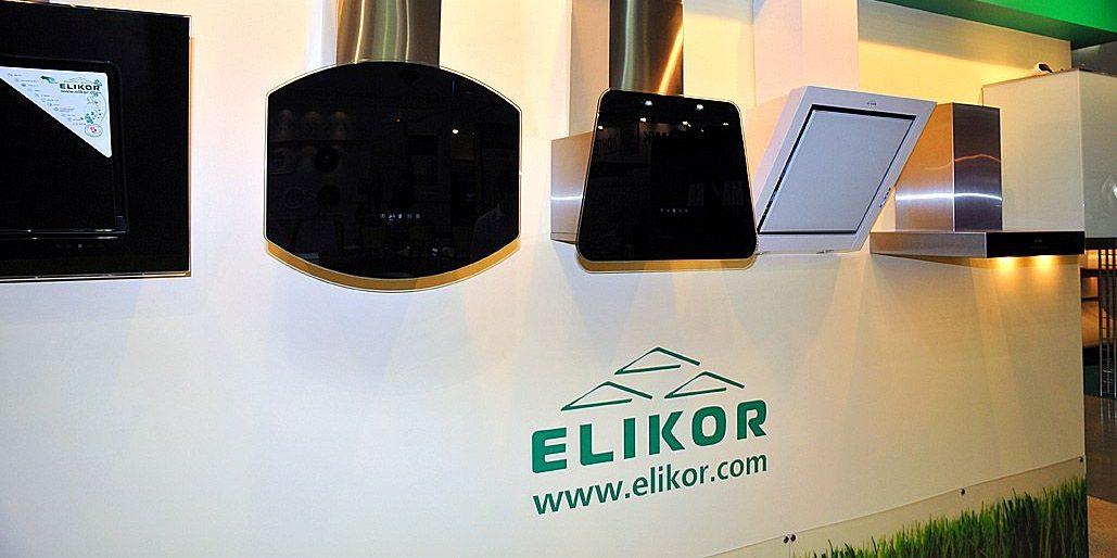 Виды вытяжек фирмы Elikor