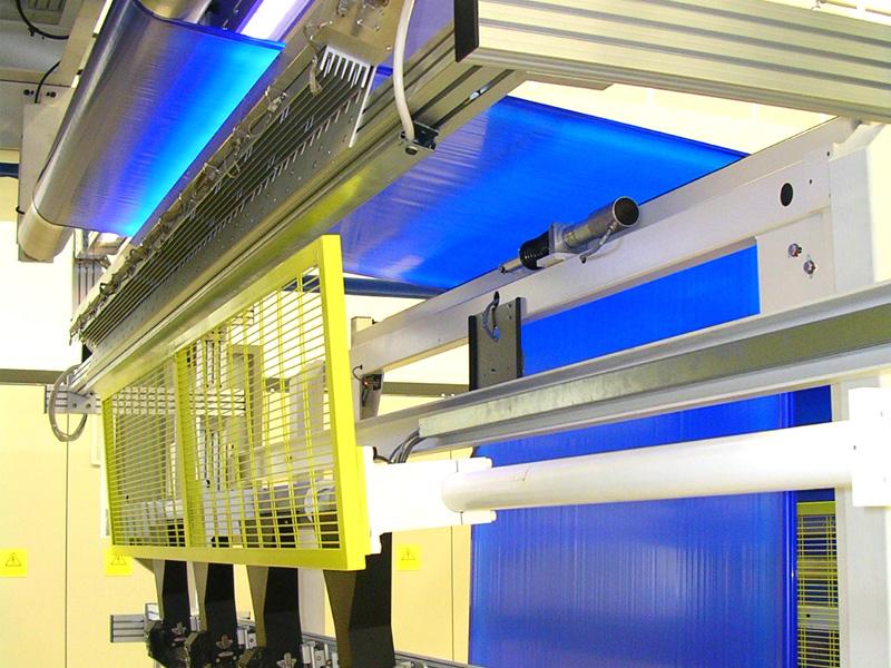 Производство пленки для натяжного потолка