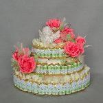 Фото 85: Торт из конфет для мамы
