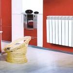 Фото 3: Алюминиевые радиаторы в интерьере (4)