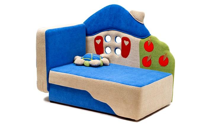 Детская кроватка с мягкими бортиками