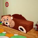 Фото 23: Детский диван-кровать с бортиками (5)