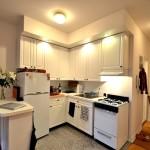 Фото 6: Дизайн потолка на кухне (8)