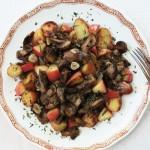 Фото 8: Жареные грибы с розмарином