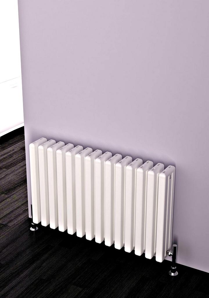 Мощность алюминиевых радиаторов