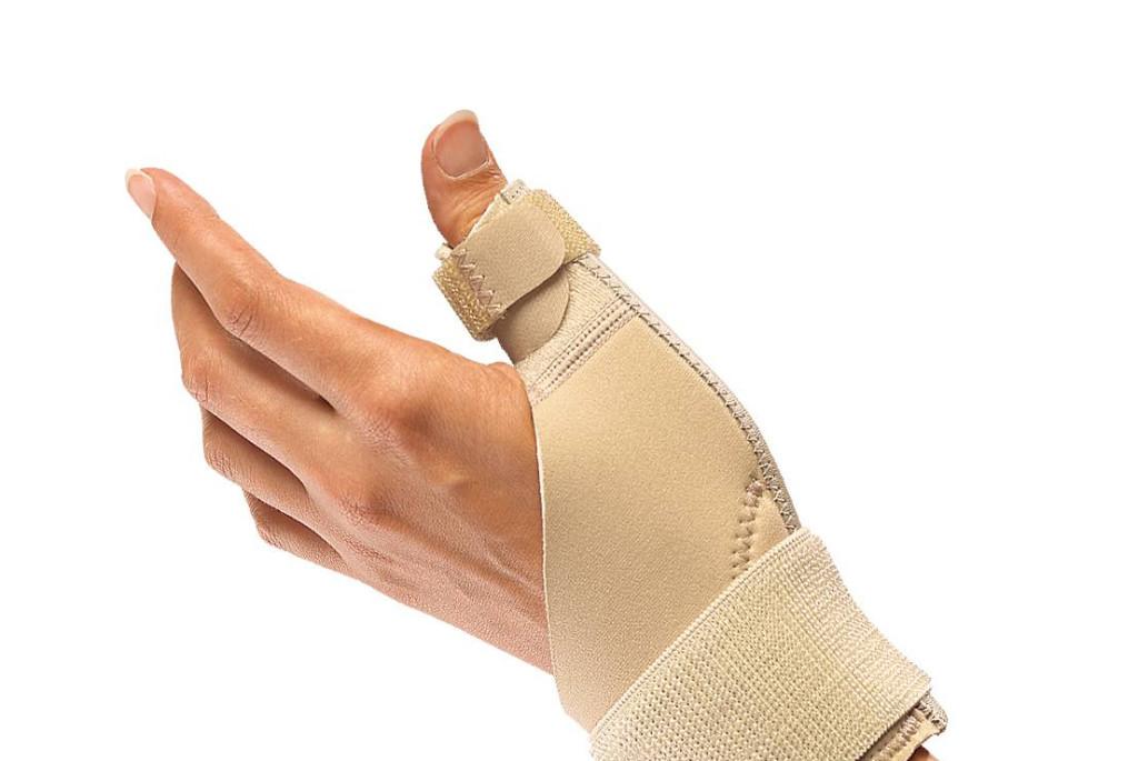 Перелом пальца руки