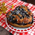 Фото 12: Пирог с голубикой