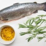 Фото 18: Приготовление рыбы с розмарином