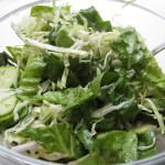 Фото 25: Приготовление салата из сныти при авитоминозе