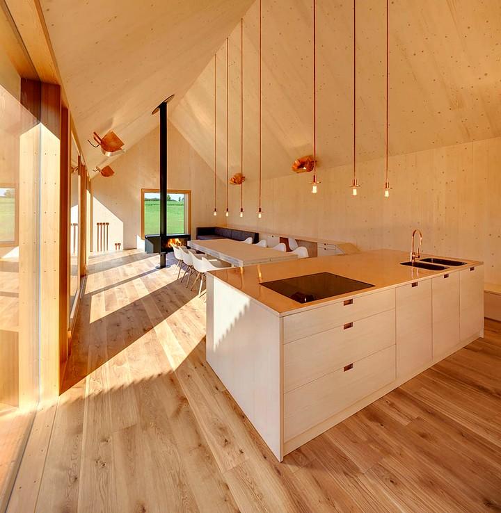 Фото 22: Строительство домов из бруса (9)