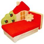 Фото 11: детские диваны с бортиками (12)