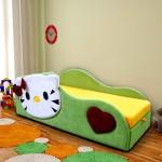 Фото 15: детские диваны с бортиками (16)