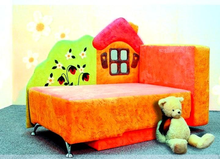 детские диваны с бортиками (4)