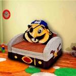 Фото 8: детские диваны с бортиками (9)