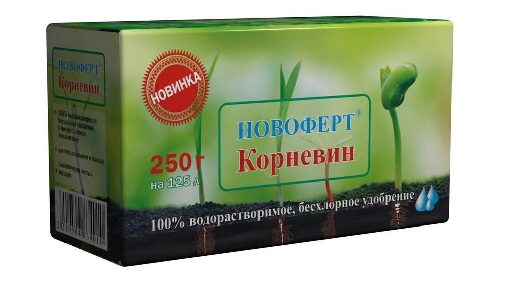 Упаковка с раствором Корневина