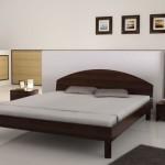 Фото 1: Двуспальная кровать