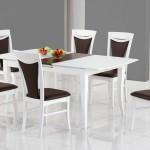 Фото 1: Белый стол