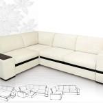 Фото 10: Схем расположения дивана