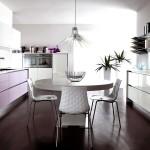 Фото 14: Сочетание стола в интерьере