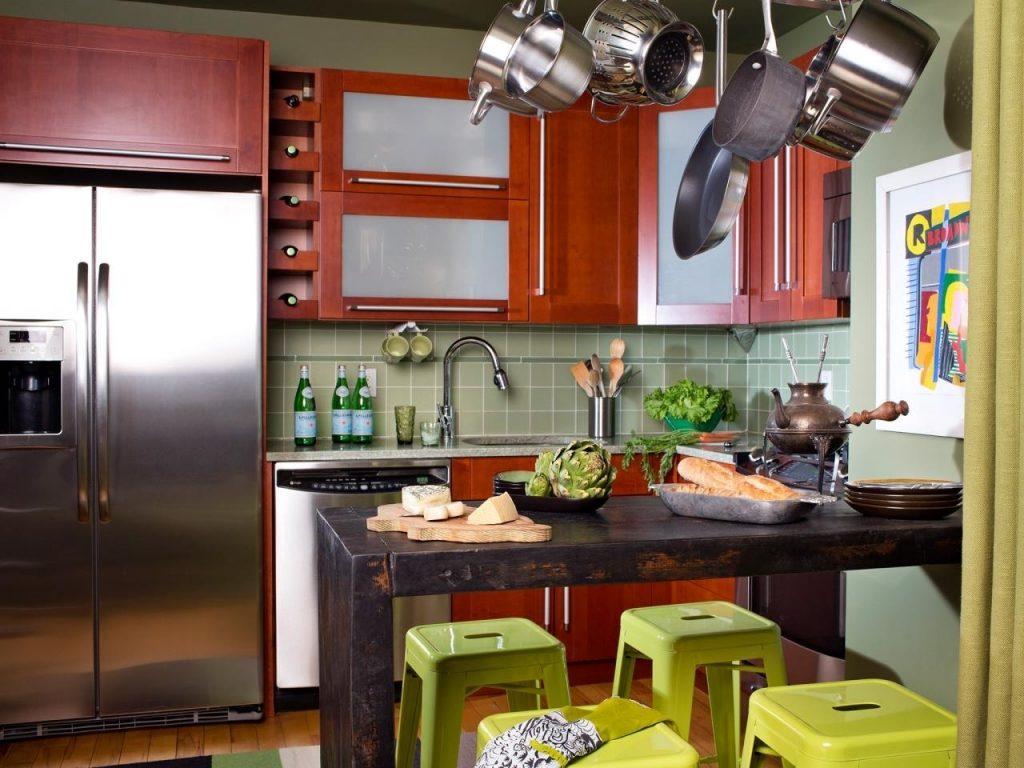 Размер стола на кухне