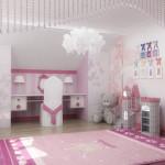 Фото 15: Розовый ковер для принцессы