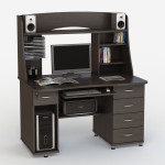 Фото 2: Стильный стол