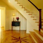 Фото 2: Двухъярусная лестница