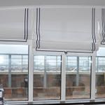 Фото 20: Открытый вариант штор