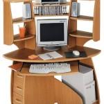 Фото 19: Компактный компьютерный стол
