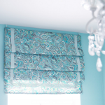 Фото 25: Нежные шторы с рисунком