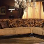 Фото 25: Коричневый оттенок дивана