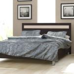 Фото 25: Двуспальная кровать из дсп