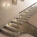 Фото 26: Шикарная лестница в интерьере